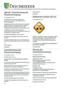 Neue Hiddensee Inselzeitung?