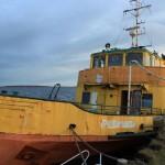 Hotelschiff Caprivi`93