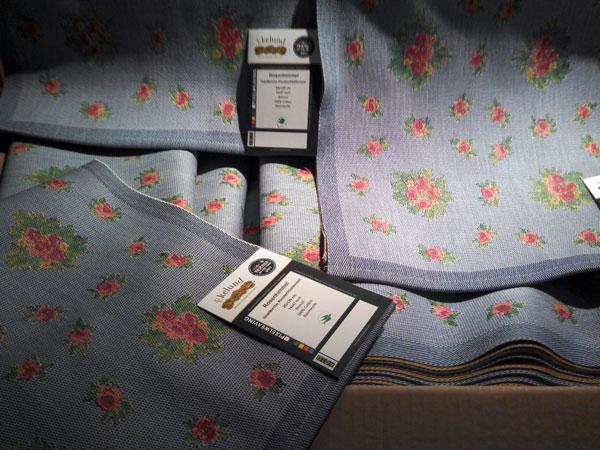 das besondere geschenk zu weihnachten das rosendeckchen. Black Bedroom Furniture Sets. Home Design Ideas
