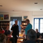 Vereidigung des Bürgermeisters der Insel Hiddensee Thomas Gens 2014