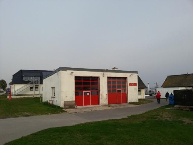 Tag der offenen Tür @ Gerätehaus der Freiwilligen Feuerwehr | Insel Hiddensee | Mecklenburg-Vorpommern | Deutschland