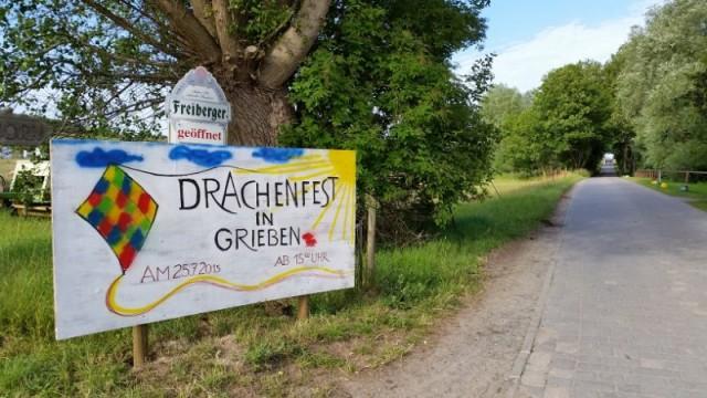 Drachenfest @ Grieben | Insel Hiddensee | Mecklenburg-Vorpommern | Deutschland