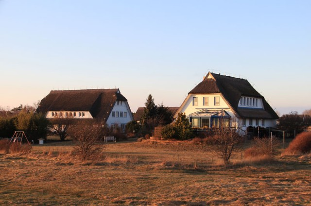 Das Süderhaus in Neuendorf 2016