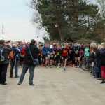 Start zum 20. Hiddenseelauf 2016